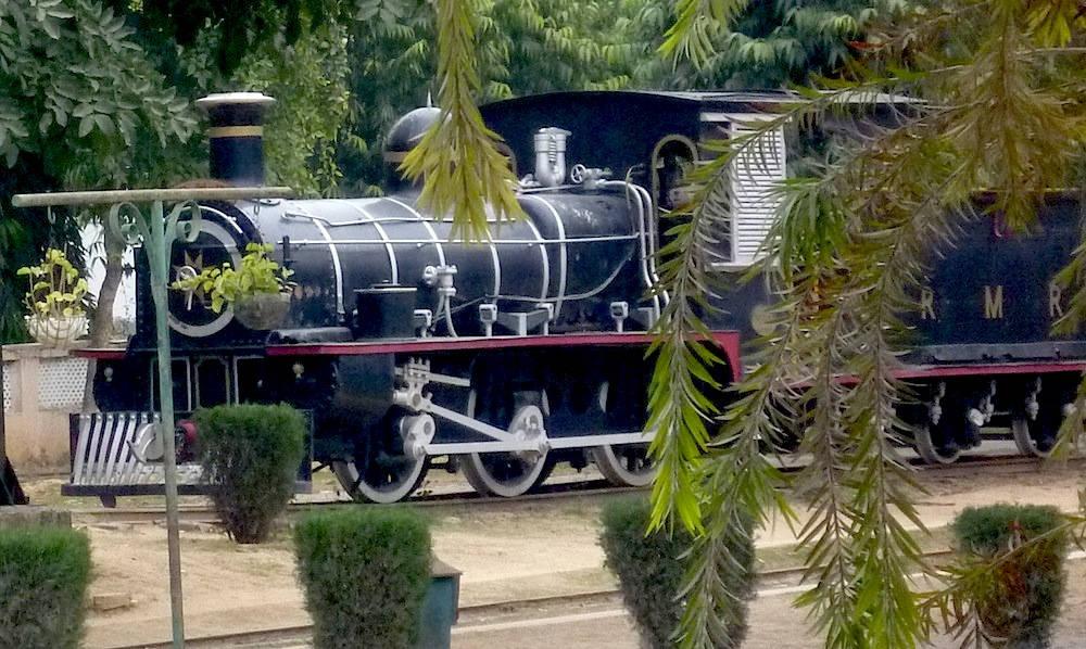 Steam Locomotive F734, Rajput Malwa Railway