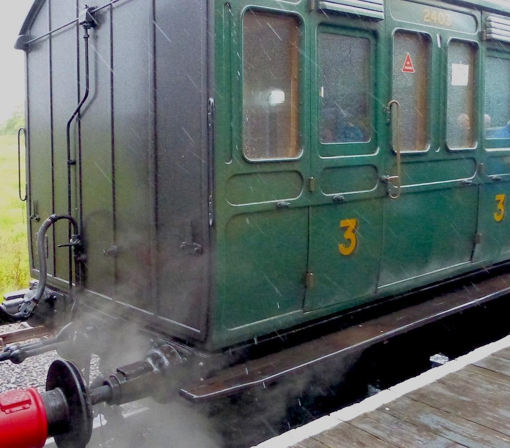 Coaching stock, wagons etc , Isle of Wight Steam Railway