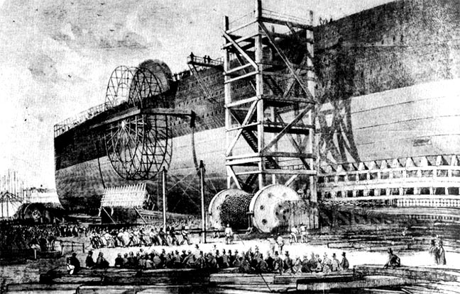 "The Laying of Submarine Cable — The Triumph of Brunel's ""Great ..."