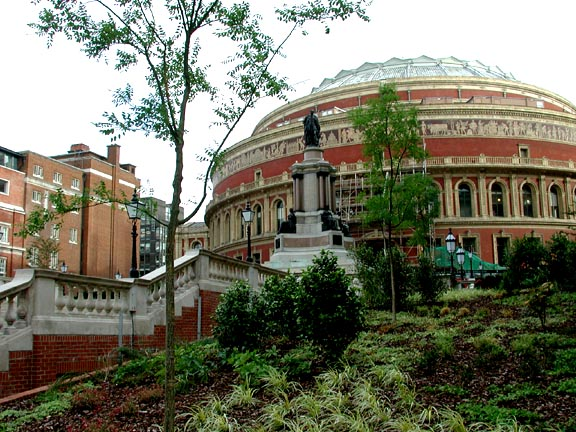 Victorian Foyer University : Royal albert hall