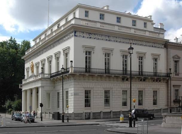 In British Architecture Classicism Vs Gothic In Architecture London