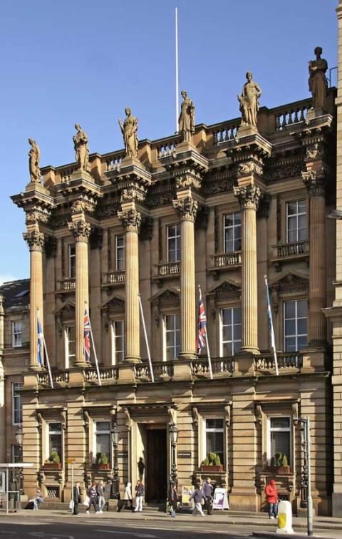 Edinburgh Buildings And Monuments