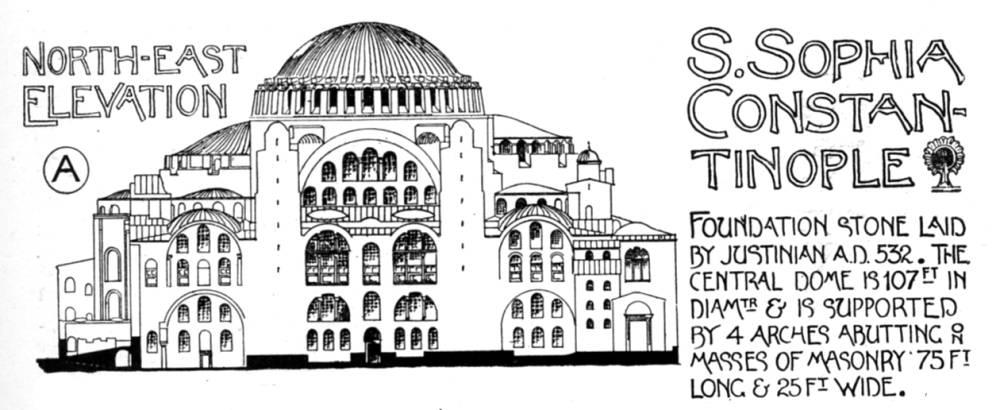 byzantine architecturebanister fletcher