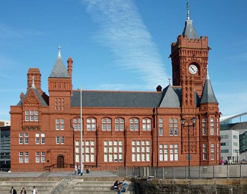Listed Buildings In Cardiff Bay