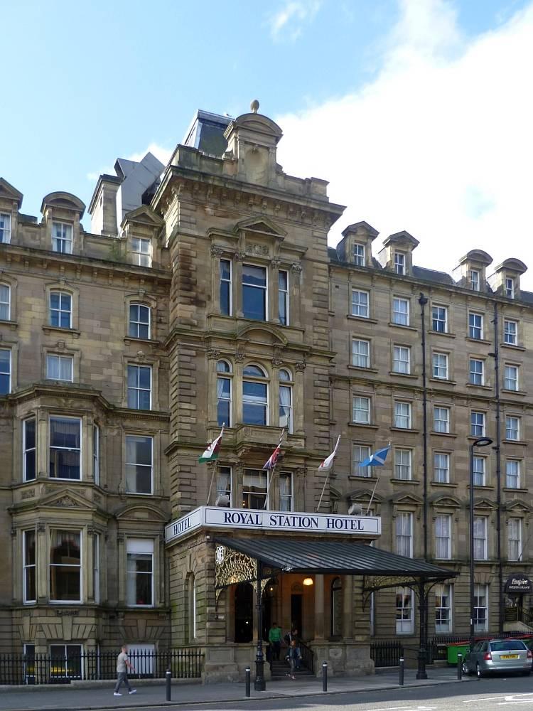 Hotels Near Newcastle Central Railway Station