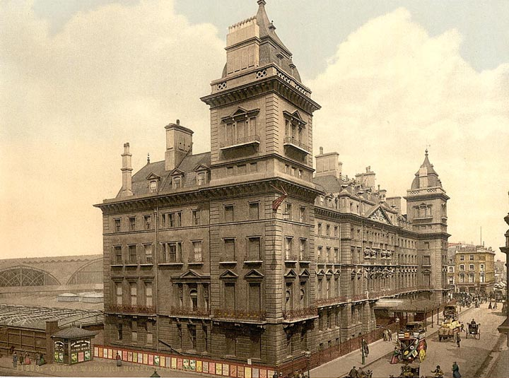 The Great Western Hotel London