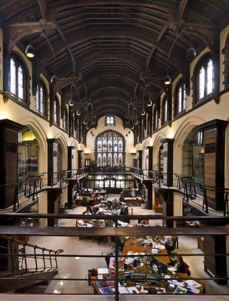 The great indoors a review of london hidden interiors for The interior design school london