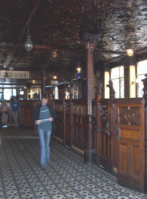 Crown Bar 1849 Great Victoria Street A Victorian