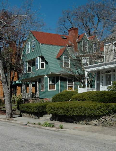 Providence Rhode Island  Stimson