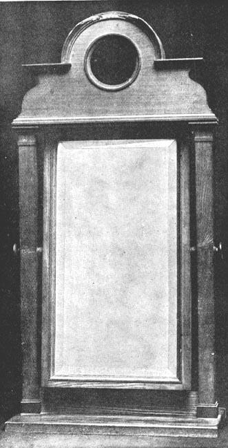 Un miroir de arthur heygote mackmurdo 1851 1942 for Un lointain miroir