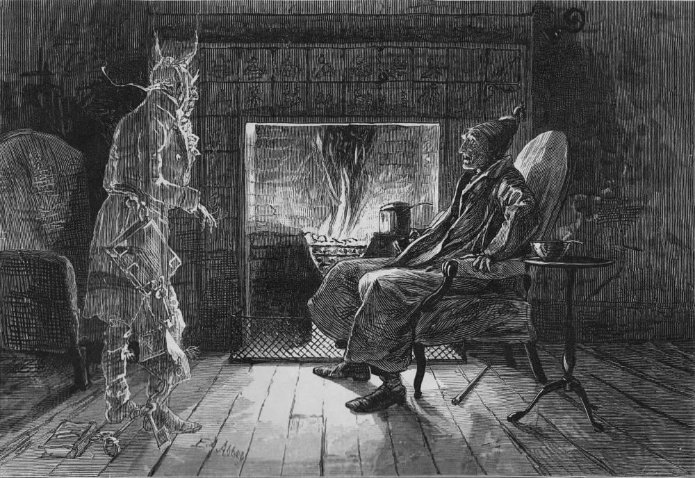 A Christmas Carol Scrooge And Marley.A Christmas Carol By Charles Dickens Mission Org Medium