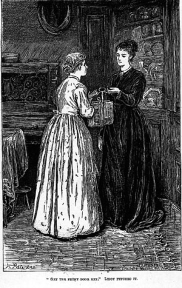 bathsheba and fanny essay Throughout the course of 'far from the madding crowd', bathsheba experiences multiple changes in her character, drastically changing her behaviour and overturning her personality for the best during her increasingly turbulent life.