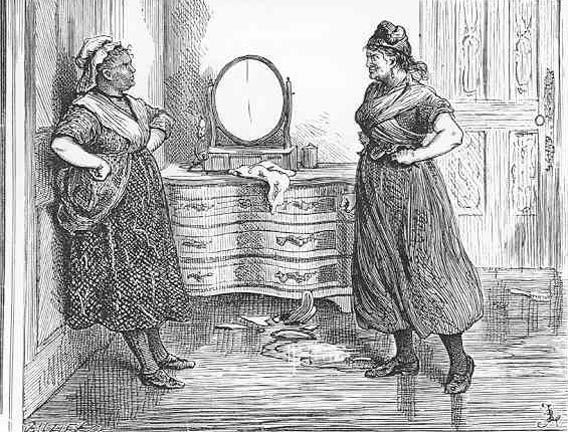 lucie manette and madame defarge Madame defarge or thérèse defarge is the relentless villain in charles dickens' 1859 novel, a tale of two cities her villainy is not without reason, and in a way, she metaphorically represents the revolutionary spirit that swept through france during the 18th century french revolution, which first.