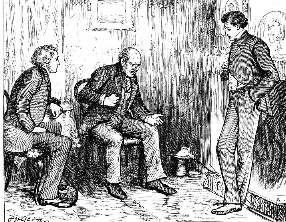 the rehabilitated magwitch in great expectations [1] anthony trollope's 1855 novel the warden famously satirized his fellow novelist charles dickens as 'mr popular sentiment' this characterization was an early note in a chorus of critical condemnation of dickens's use of sentiment that swelled in the late nineteenth century and grew ever louder in.