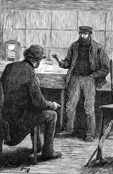 the signalman The signal man-charles dickens summary the railway signal man believes he is haunted each spectral appearance comes before a tragic event after two of these.
