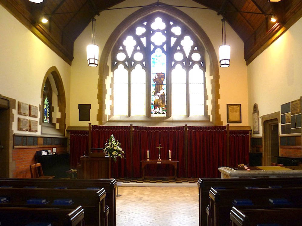 The Cremation Society And Woking Crematorium Surrey