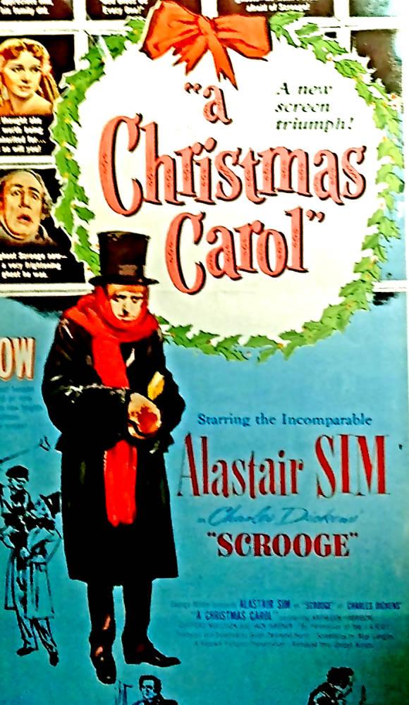 A christmas carol 1951 movie poster - My site Daot.tk