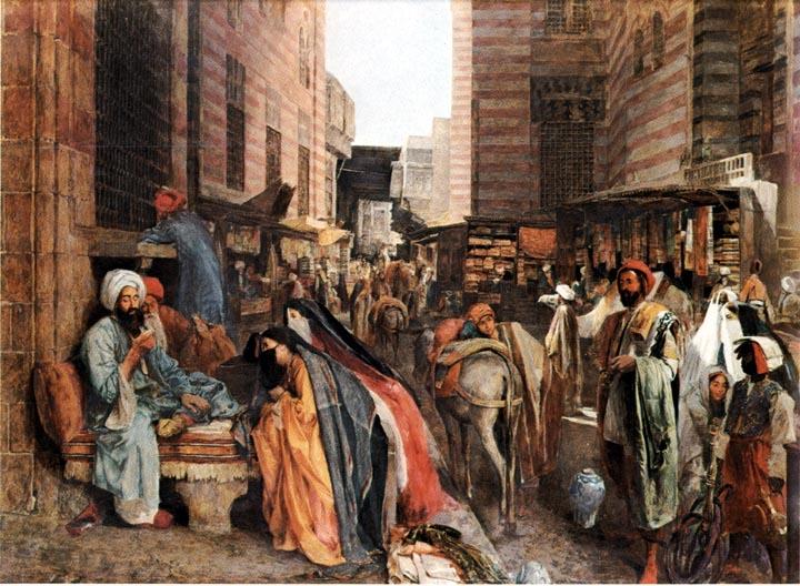 Orientalism In Victorian Painting